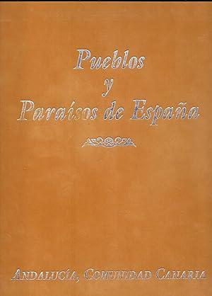 ANDALUCIA Y COMUNIDAD CANARIA (COLECCION PUEBLOS Y: Javier Fernandez Alarcon