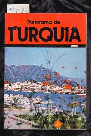 PANORAMA DE TURQUIA - MINYATUR YAYINLARI, NO.: M. Orhan Bayrak