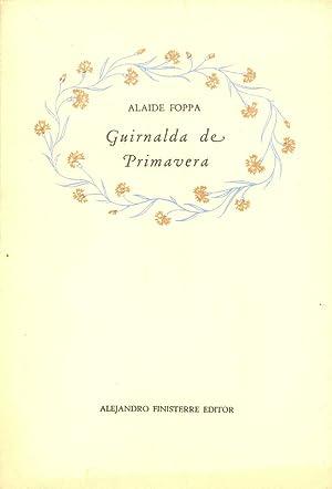GUIRNALDA DE PRIMAVERA: Alaide Foppa