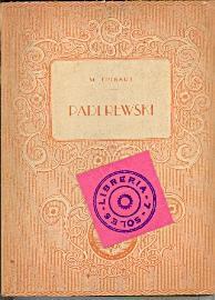 PADEREWSKI (EL CONDUCTOR DE UN PUEBLO): M. Thibaut