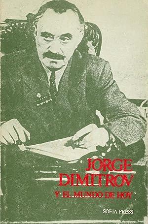 JORGE DIMITROV - Y EL MUNDO DE: Sofia Press