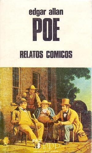 RELATOS COMICOS: Edgar Allan Poe