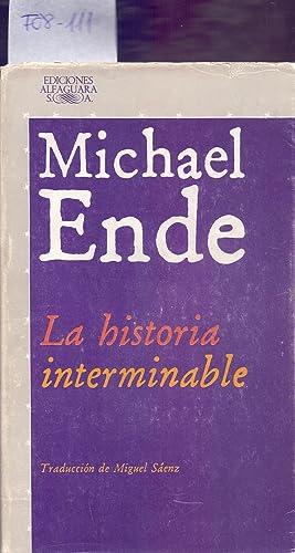 LA HISTORIA INTERMINABLE: Michael Ende /