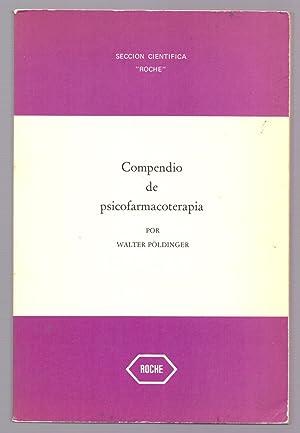 COMPENDIO DE PSICOFARMACOTERAPIA: Walter Poldinger