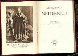 METTERNICH - (COLECCION CRISOL, NUMERO 9): Arthur Herman