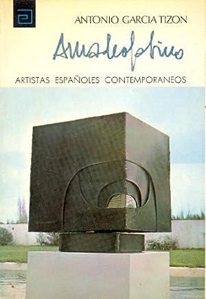 AMADEO GABINO (ESCULTOR): Antonio Garcia Tizon