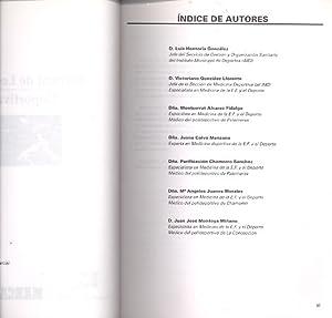 MANUAL DE LESIONES DEPORTIVAS: Luis Hontoria Gonzalez, Victoriano Gonzalez Llorente y Varios ...