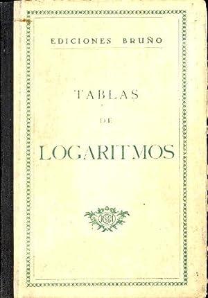 TABLA DE LOGARITMOS - CON SEIS DECIMALES: Ediciones Bruño