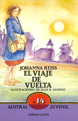 EL VIAJE DE VUELTA: Johanna Reiss