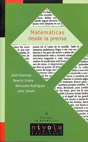 MATEMATICAS DESDE LA PRENSA: Jose Chamoso -