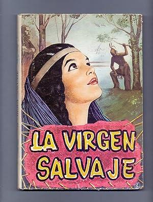 LA VIRGEN SALVAJE: Isabel Flores de Lemus