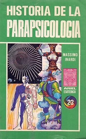 HISTORIA DE LA PARAPSICOLOGIA: Massimo Inardi