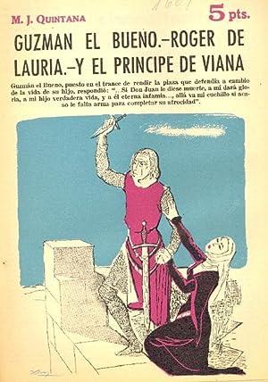 GUZMAN EL BUENO - ROGER DE LAURIA-: Quintana