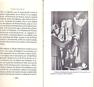 EL MUSEO EN LA EDUCACION, su orige, evolucion e importancia en la cultura moderna: Maria Luisa ...