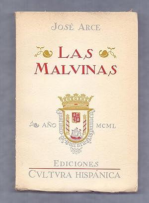 LAS MALVINAS (Las pequeñas islas que nos: Jose Arce