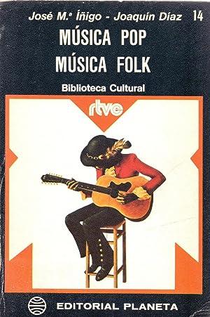 MUSICA POP - MUSICA FOLK: Jose Mª Iñigo