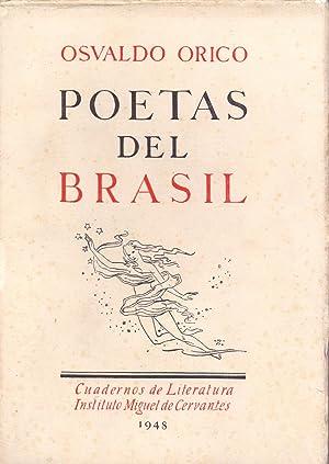 POETAS DEL BRASIL: Osvaldo Orico