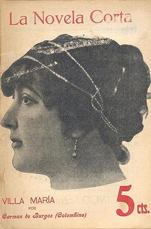 VILLA MARIA: Carmen de Burgos (Colombino)