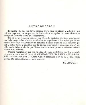 MANUAL DE ORIENTACION PAPELERA: Miguel Brossa Deves