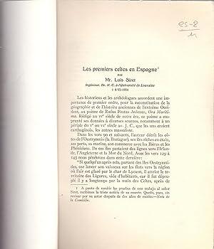 LES PREMIERS CELTES EN ESPAGNE: Mr. Luis Siret