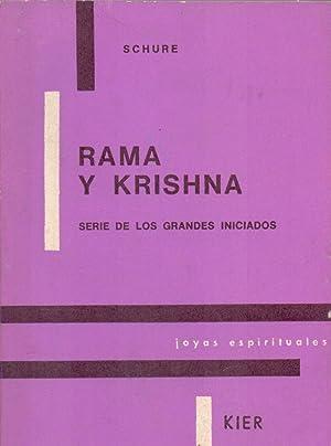RAMA Y KRISHNA - SERIE DE LOS: Schure