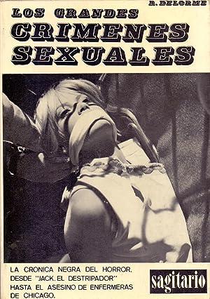 LOS GRANDES CRIMENES SEXUALES: Roger Delorme