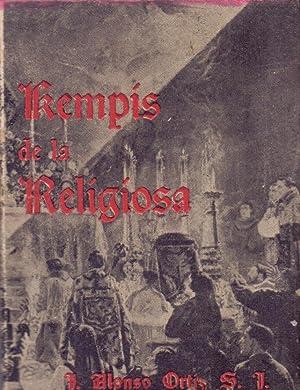 KEMPIS DE LA RELIGIOSA: Juan Alonso Ortiz