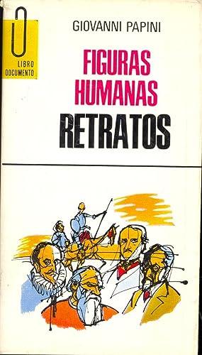FIGURAS HUMANAS - RETRATOS -: Giovanni Papini