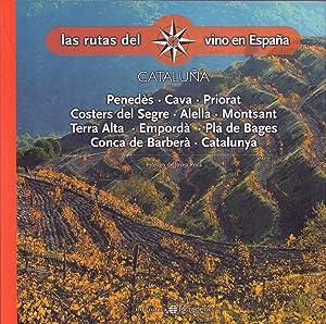 CATALUÑA (PENEDES, CAVA, PRIORAT, COSTERS DEL SEGRE,: Merce Bollo y