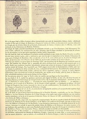 DE LA UNION DEL ESTUDIO DE LA: Profesor Diego Ferrer