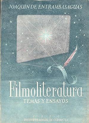 FILMOLITERATURA TEMAS Y ENSAYOS: Joaquin de Entrambasaguas