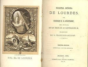 NUESTRA SEÑORA DE LOURDES: Enrique lasserre