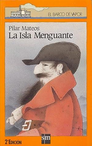 LA ISLA MENGUANTE: Pilar Mateos