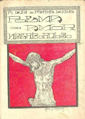 POEMA DEL AMOR MISERICORDIOSO (SINFONIA MISTICA): Fray Luis de Fatima Luque (Ilustraciones de Fr. ...