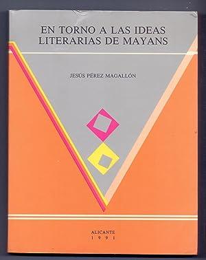 EN TORNO A LAS IDEAS LITERARIAS DE: Jesus Perez Magallon