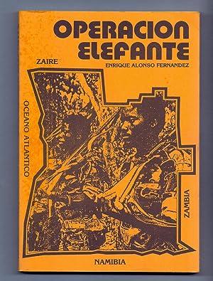 OPERACION ELEFANTE: Enrique Alonso Fernandez