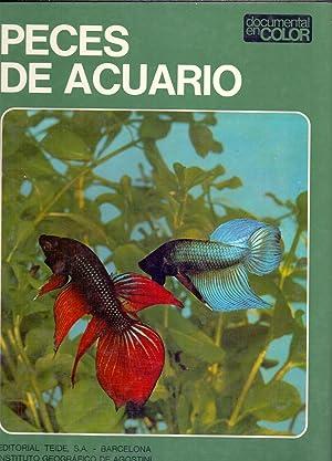 PECES DE ACUARIO (Traduccion: Roset Berdaguer): Elso Lodi