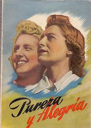 PUREZA Y ALEGRIA, Instrucciones a las señoritas: Massimiliano Mazzel