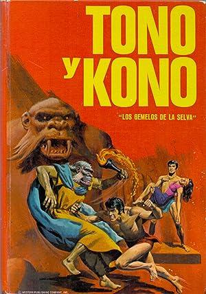TONO Y KONO (los gemelos de la selva): Varios