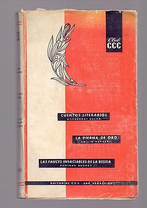 TERCER CONCURSO LITERARIO POPULAR - CUENTOS LITERARIOS: Club CCC