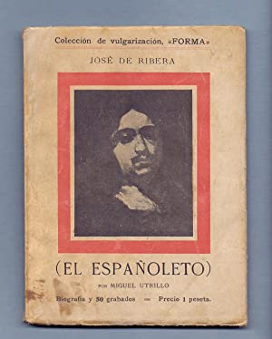 JOSE DE RIBERA (EL ESPAÑOLETO): Miguel Trujillo