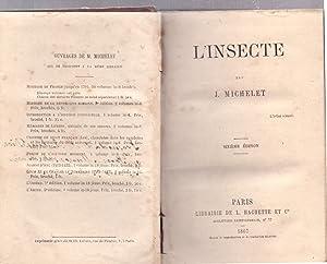 L INSECTE: J. Michelet