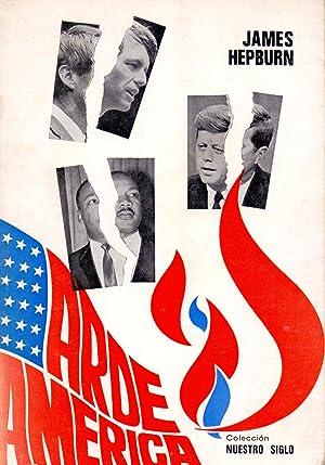 ARDE AMERICA: James Hepburn