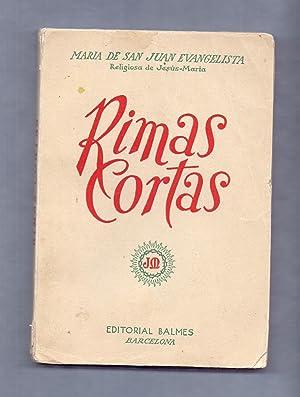 RIMAS CORTAS: Maria de San