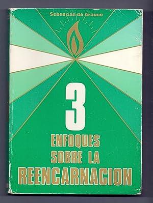 3 ENFOQUES DOBRE LA REENCARNACION: Sebastian de Araujo