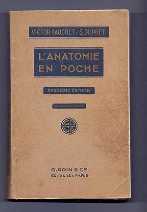 L'ANATOMIE EN POCHE: Victor Pauchet et