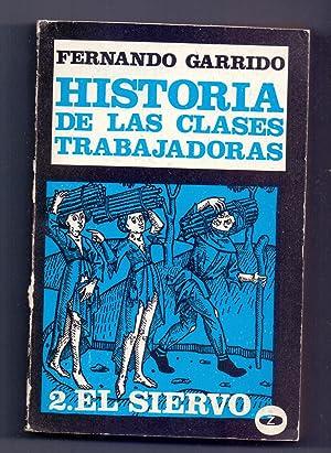 HISTORIA DE LAS CLASES TRABAJADORAS: Fernando Garrido