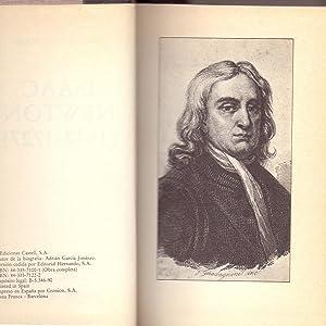 ISAAC NEWTON (1642-1727) (coleccion Grandes Personajes) (Edicion: Hector Anabitarte