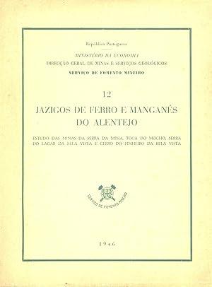 JAZICOS DE FERRO E MAMGANES DO ALENTEJO: Jose Maria Da