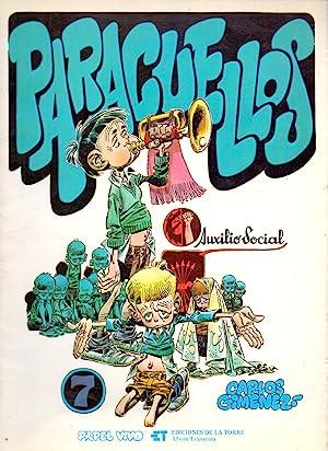 PARACUELLOS - AUXILIO SOCIAL (coleccion ET num 7): Carlos Gimenez
